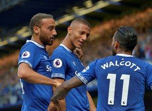 Everton'da kriz! Cenk Tosun