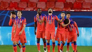Sevilla 0-4 Chelsea | MAÇ SONUCU - ÖZET | UEFA Şampiyonlar Ligi