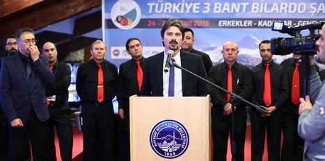 """""""Avrupa, Türk sporuna imrenerek bakıyor"""""""