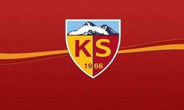 Kayserispor'un isim sponsoru değişiyor