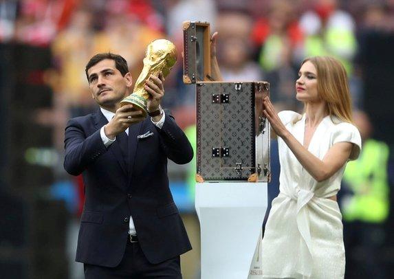 2018 Dünya Kupası açılış seremonisi nefes kesti