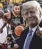 Trump, NBA şampiyonunu Beyaz Saray'a davet etmeyecek