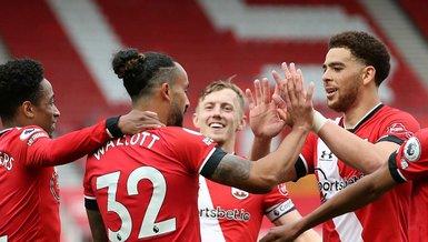 Southampton - Fulham: 3-1 (MAÇ SONUCU-ÖZET)