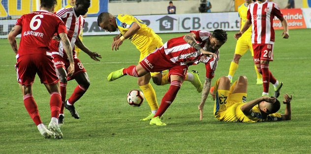 Sivasspor kazanmayı unuttu!