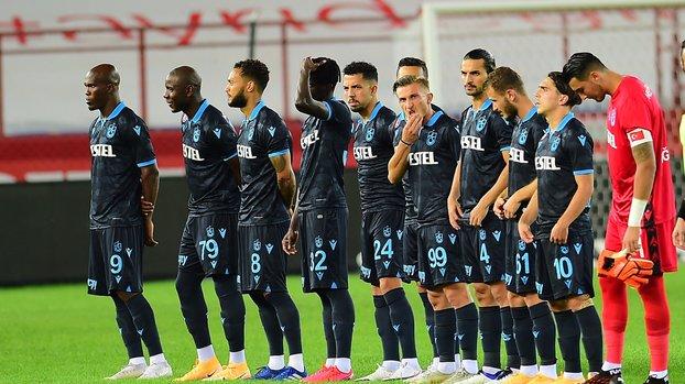 Son dakika: Trabzonspor'un Gaziantep FK maçı kamp kadrosu açıklandı #