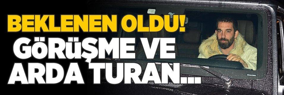 Ve Arda Turan imzalıyor! Galatasaray ve o görüşme...
