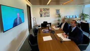 FIFA Kongresi online toplandı
