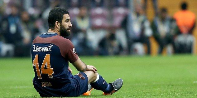 Galatasaray'dan Arda Turan'a çağrı!