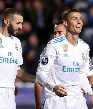 Real Madrid liderliği Tottenham'a kaptırdı!