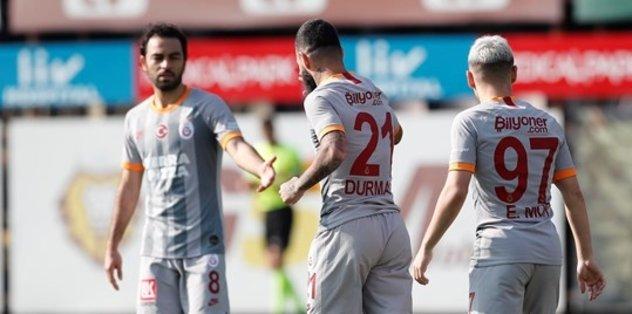 Galatasaray 4-0 Ümraniyespor   MAÇ SONUCU