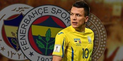 Yevhen Konoplyanka kimdir? Yaşı, kariyeri, yaşamı... Fenerbahçe son dakika transfer haberleri