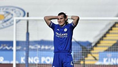 Leicester defender Caglar Soyuncu tests positive for coronavirus