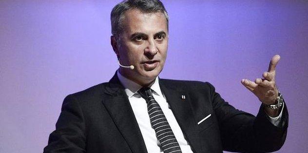 Fikret Orman transferi açıkladı! Oğuzhan Özyakup ve Manuel Fernandes...