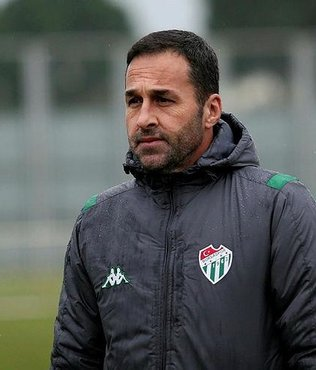 Bursaspor'da Yalçın Koşukavak'tan istifa açıklaması