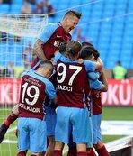 Trabzonspor'da hedef deplasmanda 3 puan