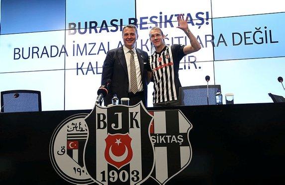 Beşiktaş'ın transfer hedefleri!