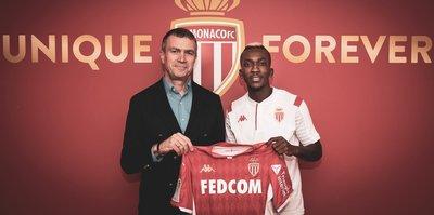 Henry Onyekuru Monaco'da!