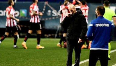 Zidane ayrılıyor
