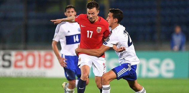 Norveç, San Marino'yu dağıttı!