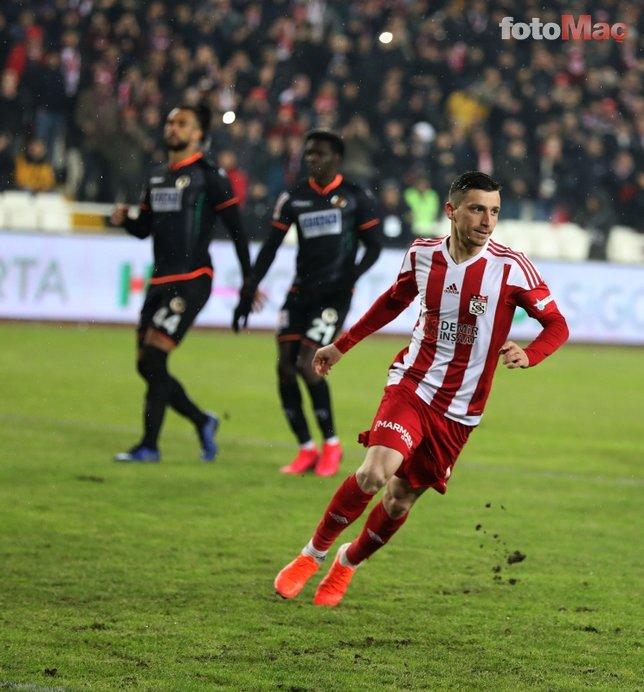 Mert Hakan Yandaş'ın gol sevinci olay oldu! Galatasaray...