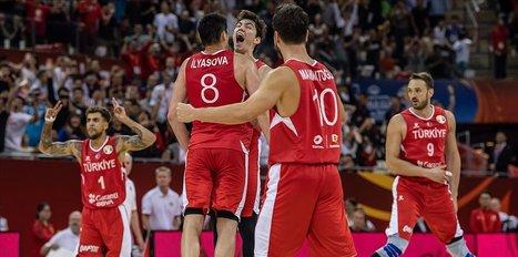 Millilerin Olimpiyat Elemeleri'ndeki maç saatleri belli oldu!