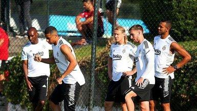 Son dakika spor haberi: Beşiktaş yeni sezon hazırlıklarına devam etti (BJK spor haberi)