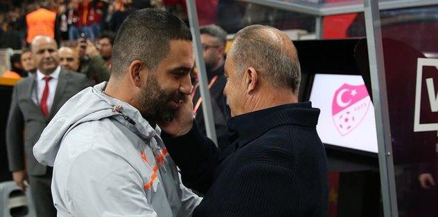 Fatih Terim'in sahadaki oyun aklı Arda Turan olacak