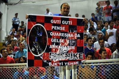 Karabükspor - Beşiktaş (Spor Toto Süper Lig 3. hafta mücadelesi)
