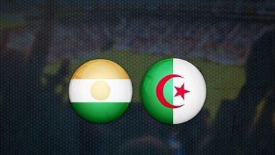 Nijer - Cezayir maçı ne zaman? Saat kaçta? Hangi kanalda canlı yayınlanacak? | Dünya Kupası Elemeleri