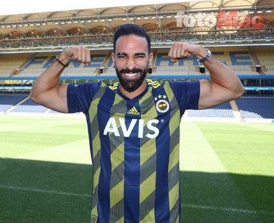 Fenerbahçe'den Adil Rami'ye sert uyarı!