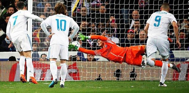 Ronaldo'nun golü için ilginç iddia