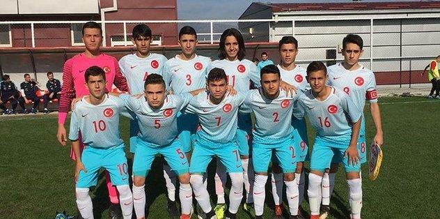 Litvanya'yı yendik: 2-1