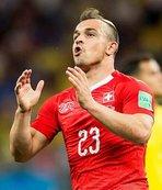 Shaqiri'den transfer açıklaması! G.Saray...