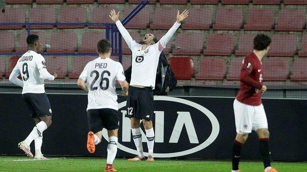 Sparta Prag 1-4 Lille | Yusuf Yazıcı'dan hat-trick şov | MAÇ SONUCU #