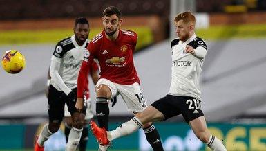 Fulham-Manchester United: 1-2 (MAÇ SONUCU-ÖZET)
