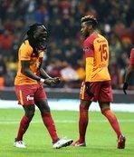 Galatasaray'da ilginç istatistik! 8 isim...