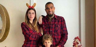 Boateng'in eşi Melissa Satta: İtalya'dan kaçmadım!