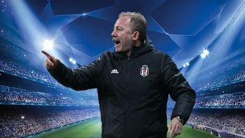 Beşiktaş'a Devler Ligi hediyesi! Sürpriz transfer...