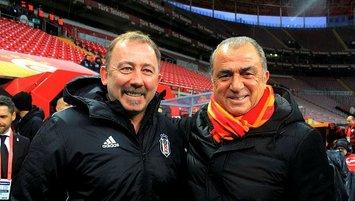 G.Saray evinde sıkıntılı Beşiktaş deplasmanda iyi