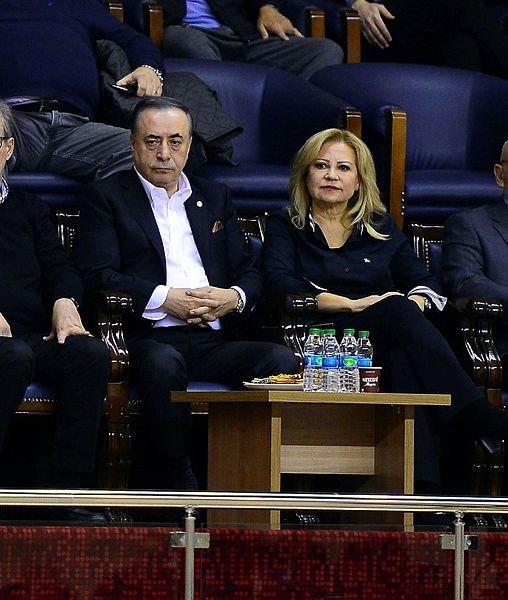Galatasaray-Beşiktaş maçından kareler