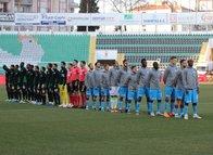 İşte Denizlispor-Trabzonspor maçından kareler