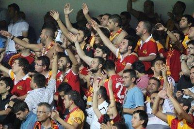 Karabükspor 1-1 Galatasaray