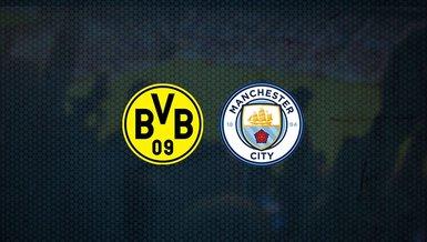 Borussia Dortmund - Manchester City maçı ne zaman, saat kaçta ve hangi kanalda canlı yayınlanacak? | UEFA Şampiyonlar Ligi İlk 11'ler belli oldu