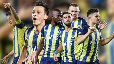 Fenerbahçe - Giresunspor: 2-1   MAÇ SONUCU ÖZET