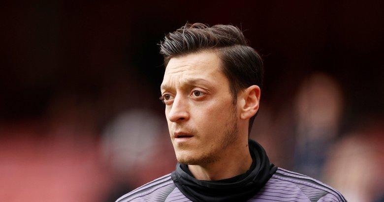 Mesut Özil'den flaş transfer itirafı! İmza atacağımı düşünüyordum...