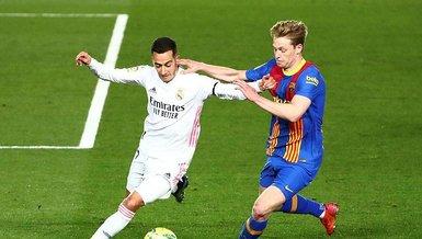 Son dakika spor haberleri: Real Madrid'de Lucas Vazquez şoku! Dizinden sakatlandı