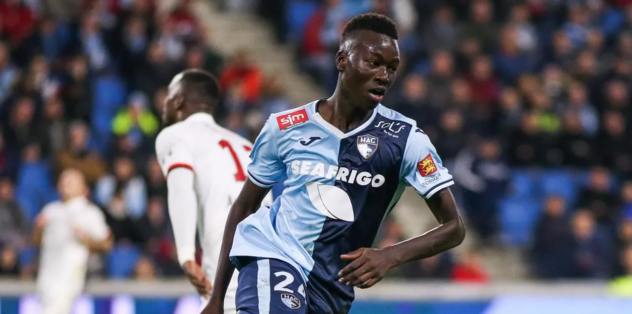 Olimpik Marsilya Pape Gueye transferini resmen açıkladı! - Fransa Ligue 1 -