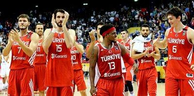 A Milli Erkek Basketbol Takımı'nın rakipleri belli oldu!