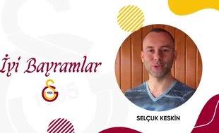 Galatasaraylı voleybolculardan bayram tebriği!
