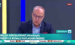 """Canlı yayında açıkladı! """"Mensah Galatasaray'a çok yakın"""""""